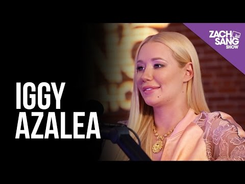 Iggy Azalea Talks Switch Paparazzi and How To Get The Perfect Butt