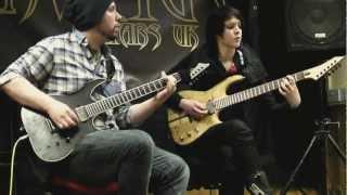 Aliases & Invictus Guitars | Sirens playthrough