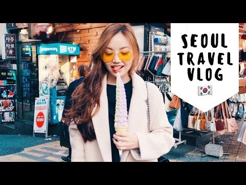 ✈️ 🇰🇷Seoul Travel Vlog | Surprise Proposal in Seoul