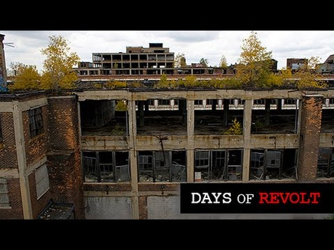 Days of Revolt: The Death of the American City