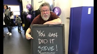 1000 Burpee Challenge - Steve's Vlog #11