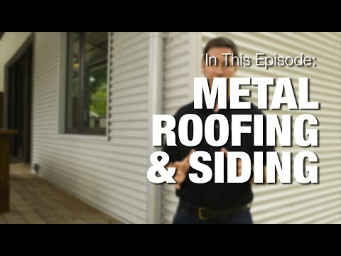 Metal Roofing & Siding - Top 10 Reasons to Choose it