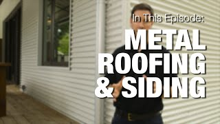 Metal Roofing & Siding   Top 10 Reasons To Choose It