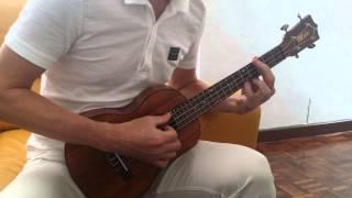 Over the rainbow - Ukulele solo