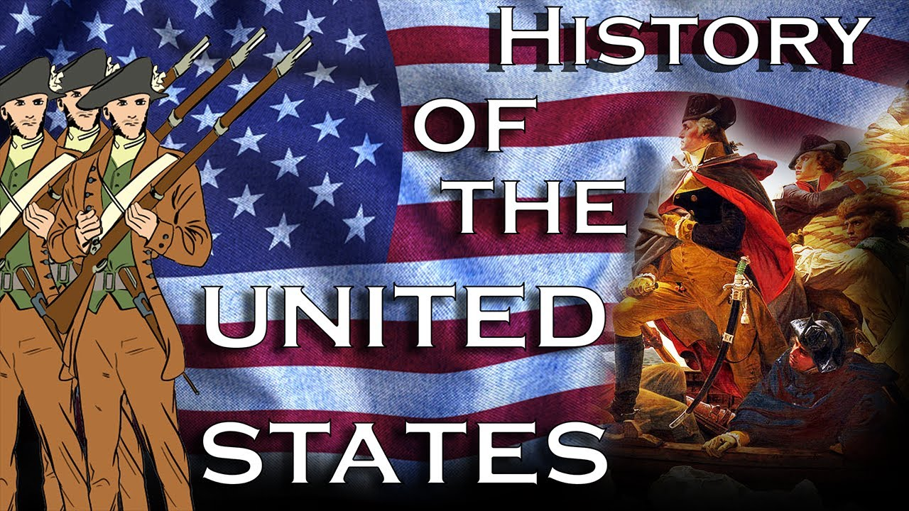 History of the America in 25 minutes - YouTube