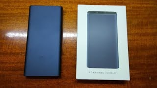 Xiaomi Mi Power Bank 2 10000 mAh QC 3.0 (PLM09ZM) (VXN4229CN) Black из магазина Rozetka.com.ua