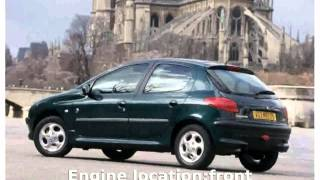 2009 Peugeot 206  1.4 -  Equipment Technical Details Engine Engine Specification Top speed