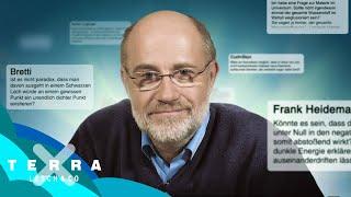 Harald kommentiert Kommentare #6: Das Ende des Wasserstoffs im Universum