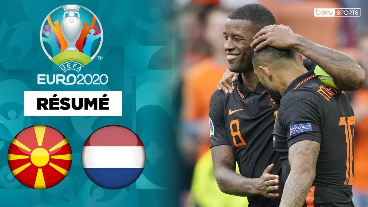Download EURO 2020 : 🇲🇰🇳🇱 Depay, Wijnaldum et les Pays-Bas font le show contre la Macédoine du Nord
