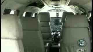 Localizan presunta narco-avioneta en pista clandestina de Retalhuleu.