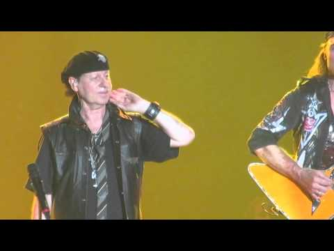 Scorpions live in Rotterdam 2014 Holiday Full HD