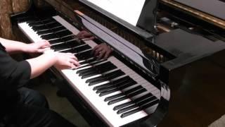 ピアノソロで弾きやすいようにアレンジしました。 作曲 岩代太郎 編曲・...