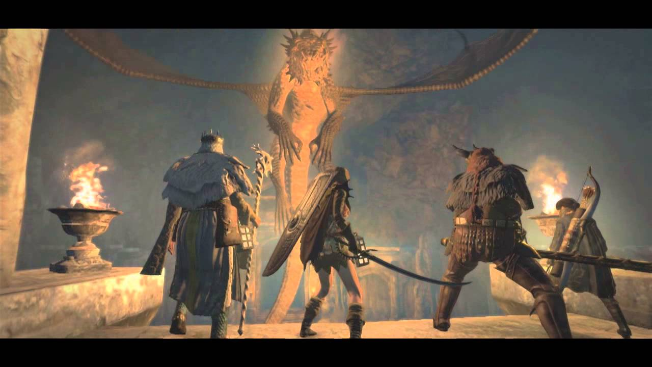 Dragons Dogma Mystic Knight Related Keywords Suggestions