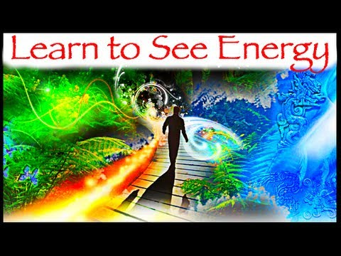 Lean To See Energy In The Air Youtube