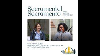 Sacramental Sacramento - Regina Banks