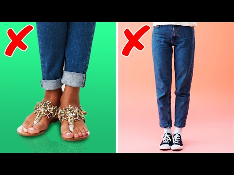 31 FASHION HACKS YOU'LL BE GRATEFUL FOR