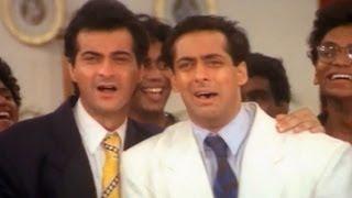 Hum Aur Tum Aur Yeh Shaam - Auzaar - Salman Khan, Sanjay Kapoor & Shilpa Shetty