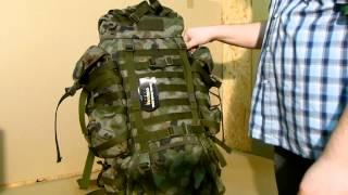 WISPORT - Raccoon 85 KAMUFLAŻ POLSKI WZ93 plecak militarno-survivalowy - www.kupujez.pl