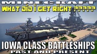 Minecraft USS Missouri FINAL VISIT !!!