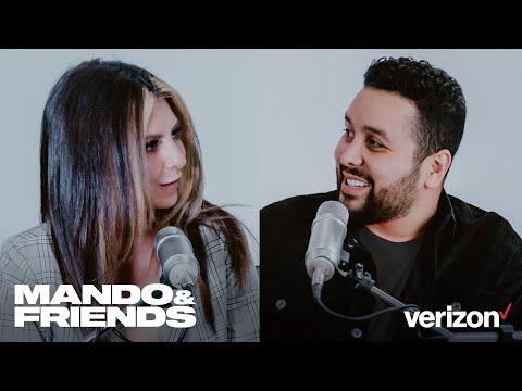 Mando & Friends: DJ Angie Vee (Episode 11)