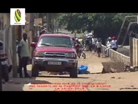 Togo: Face à face corps habillés-manifestants surchauffés autour du lieu de la réunion des leaders.