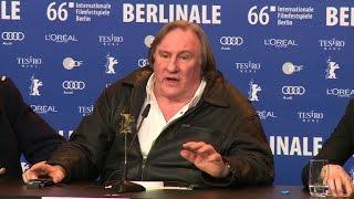 Depardieu égratigne Cannes, les Oscars et Hollande