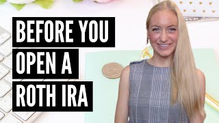 4 Roth IRA tips you NEED to know (before opening an account)
