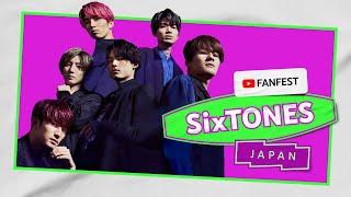 SixTONES @YouTubeFanFest 2020