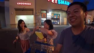 【VLOG】We adopted our first cat from Petsmart!