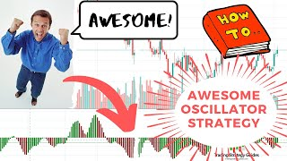 Awesome Oscillator Strategy (How to Use The Indicator) + NZDCHF, LTCBTC, & Crude Oil