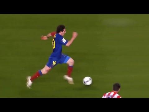 Jugadas que hacen que Messi sea el mejor de la historia Parte 2-HD