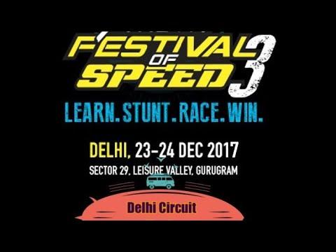 Pulsar Festival of Speed Season 3 Final Race Delhi Circuit