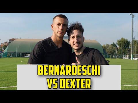 BERNARDESCHI VS DEXTER FOOTBALL CHALLENGE DA BENDATO