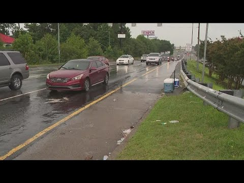 17 Year-old Teen Selling Water Was Shot On I-285 Ramp in College Park, Georgia