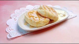 Bánh SOUFFLÉ PANCAKE - Bánh pancake phồng phồng - Souffle không cần lò