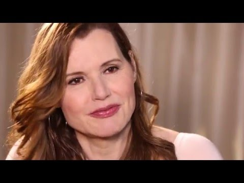 Geena Davis On Gender In Women In Film And Television