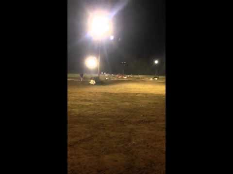 Latrobe Speedway AreanaCross Battle