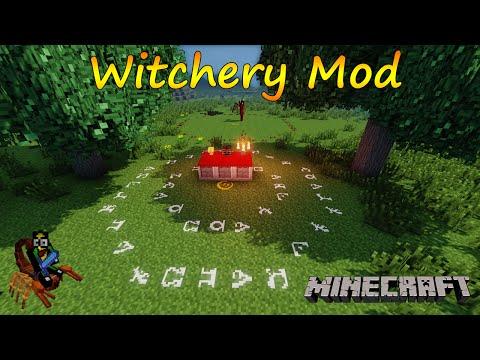 Minecraft 1.7.10 - Witchery Mod / Español