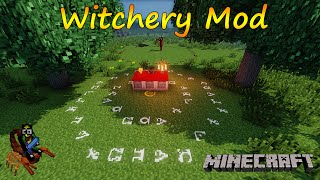 Minecraft 1.7.10 - Witchery Mod / Español