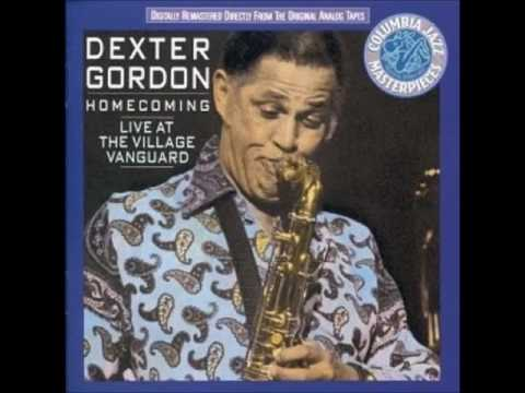 Dexter Gordon Homecoming Body and Soul