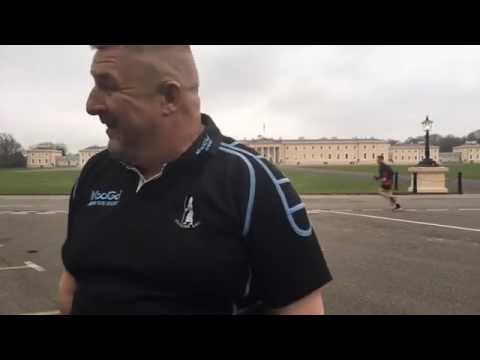 A Tour around Sandhurst with Big Phil and Roger the Rupert!