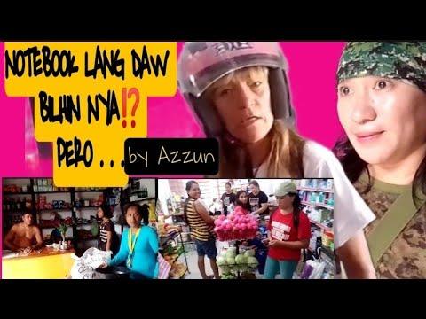 NOTEBOOK LANG DAW BILHIN NYA! PERO!? | by Azzun  |  Emie Mariah Corazon Modena