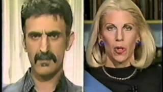 Frank Zappa - Various TV Interviews, 1980's