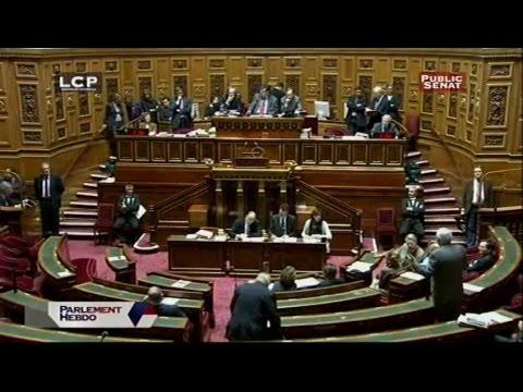Alain Richard, ancien ministre et sénateur (PS) du Val d'Oise - Parlement hebdo (18/11/2011)