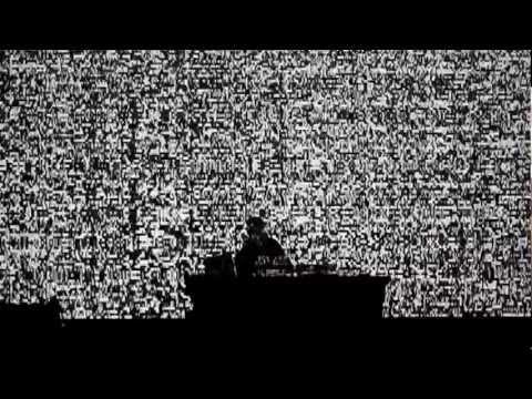 Ryoji Ikeda - Data.Matrix - Live at Sonár 2010