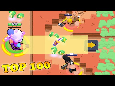 TOP 150 FUNNIEST MOMENTS IN BRAWL STARS #1