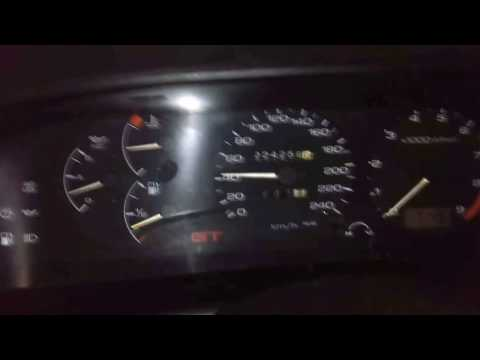 Проблемы с тахометром Nissan Primera P10 2.0eGT 1991