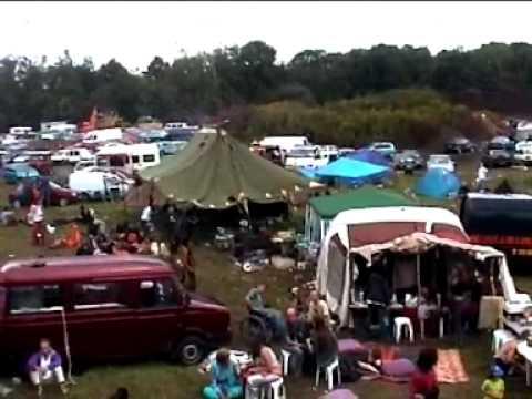 Liquid Connective party - Effingham, Guildford - August 2002