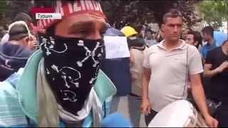 Первый канал про события на Таксиме (Архив 2013 года)