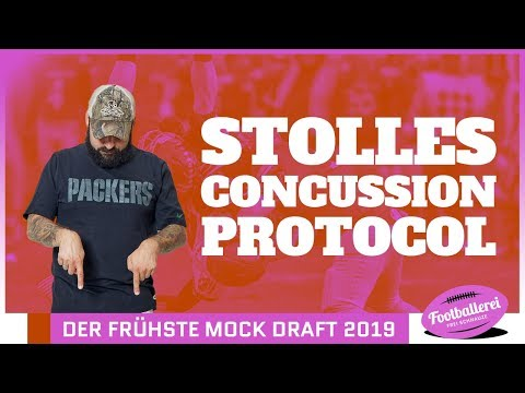 Stolle's Concussion Protocol: Der frühste Mock Draft 2019 | Footballerei